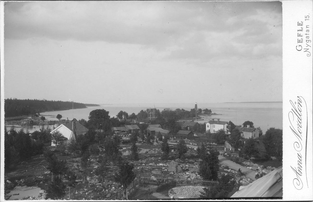 Bönan år 1895.