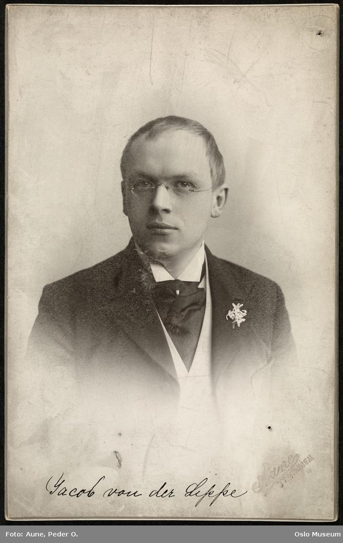 Lippe, Jakob von der (1870 - 1954)