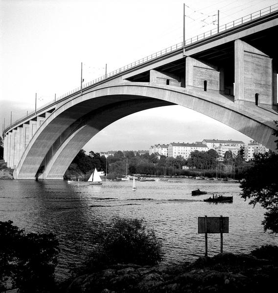 Fortsatt stopp for tranebergsbron
