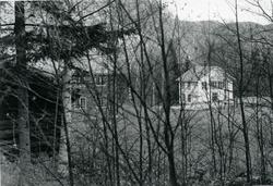 Bagn Bygdesamling, Sør-Aurdal. Islandsmobygningen, Telthuset