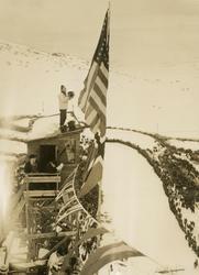 Tårnet i amerikansk skibakke