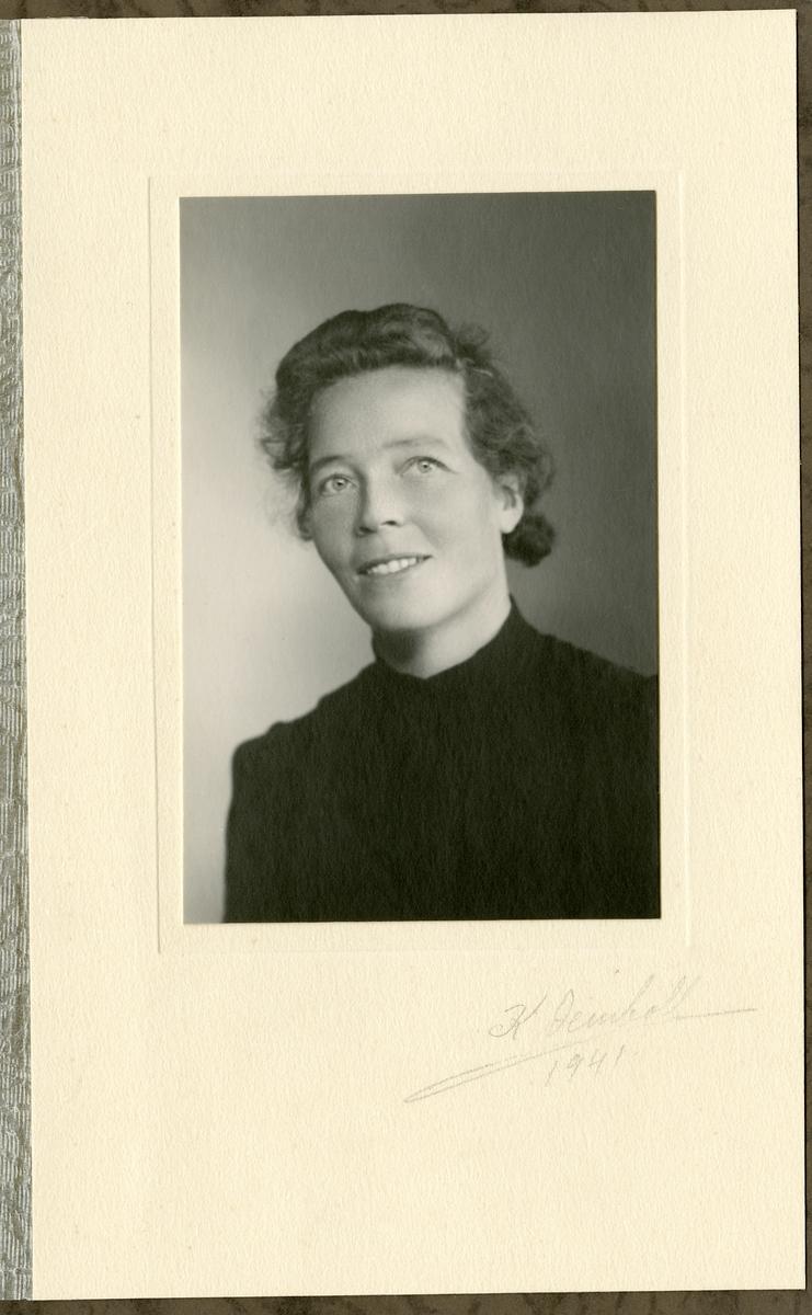 Borghild Sæbu.