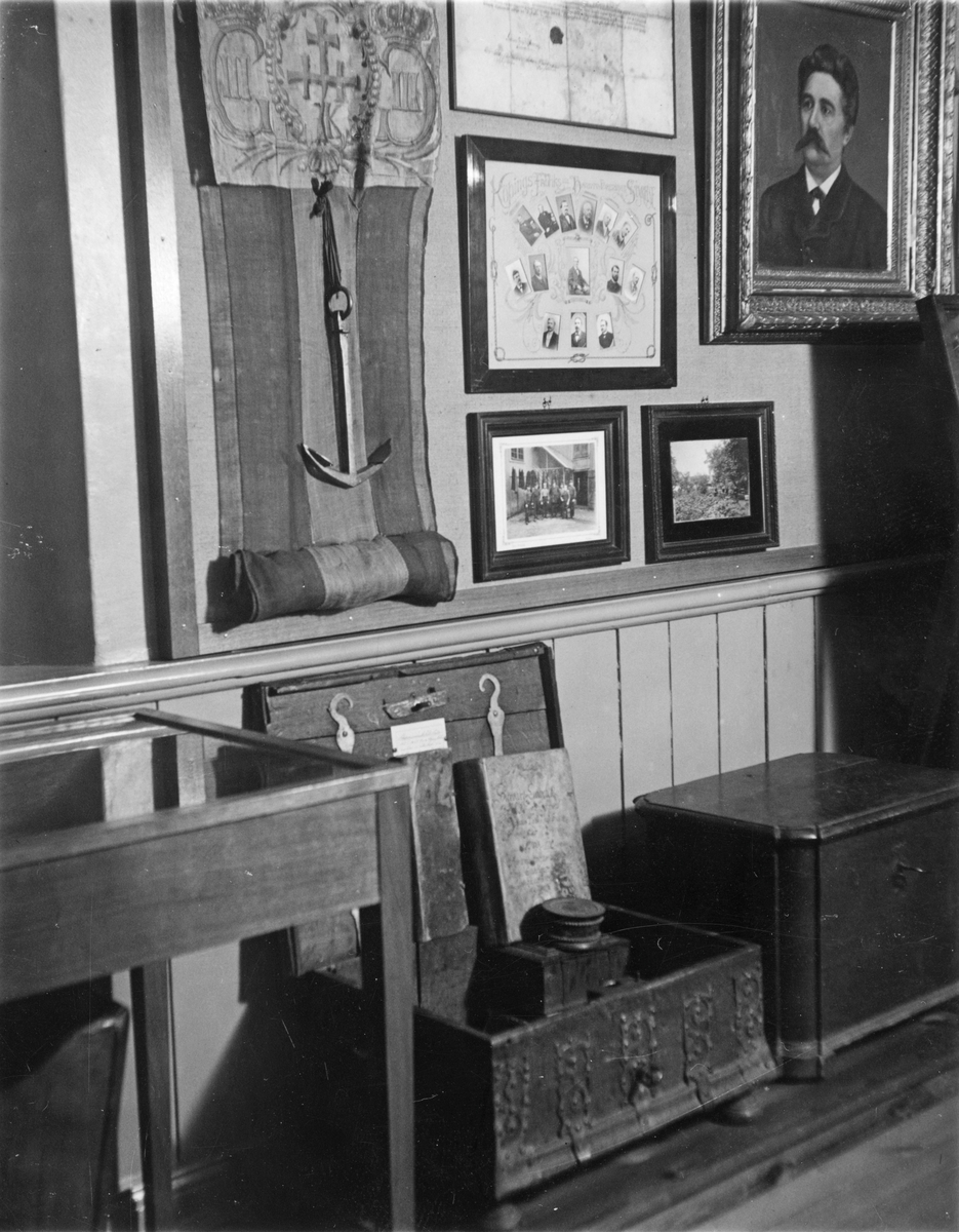 Gamla museets basutställning, 1943