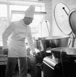 Forum - restaurangen, Uppsala 1959