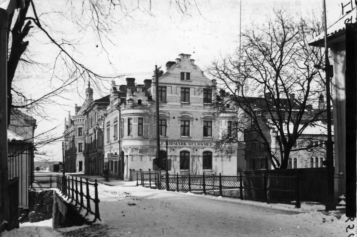 P. Petterssons hus (vid Stora bron)
