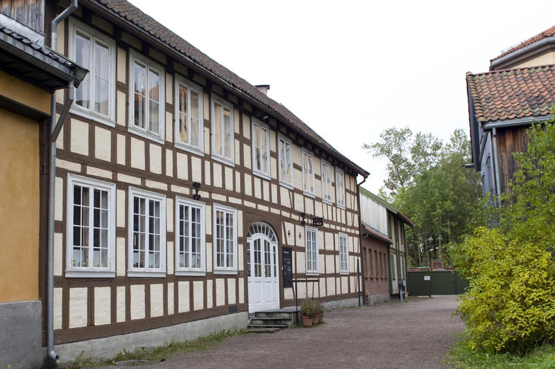 Lagerbygning fra Vaterland