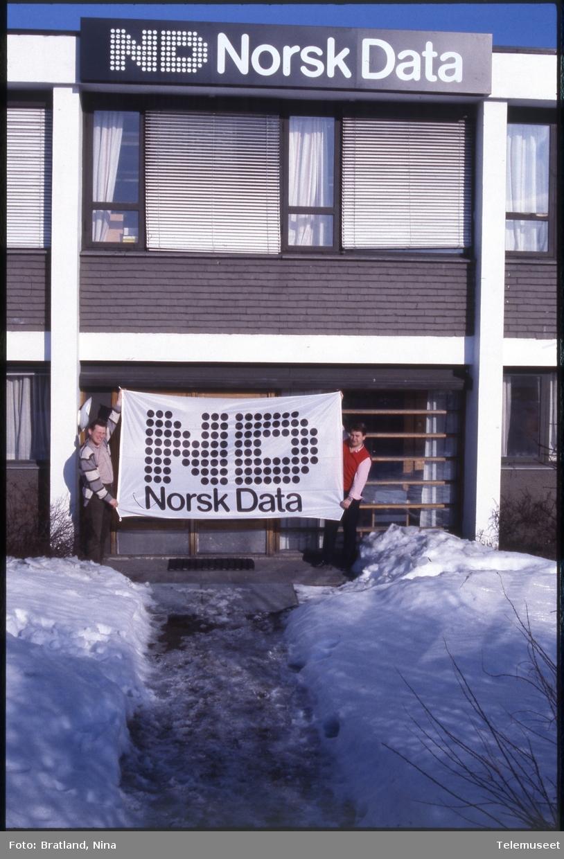Arbeidsplasser Norsk Data