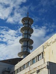 Antennetårn Leirvik Stord