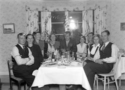 Tore Pettersson, Sjöäng. Foto 1944.