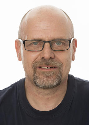 Portrett av driftsbetjent Eskild Midtlie.