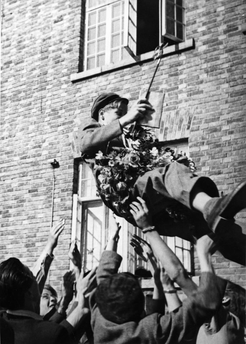 Realexamen, 1940-tal