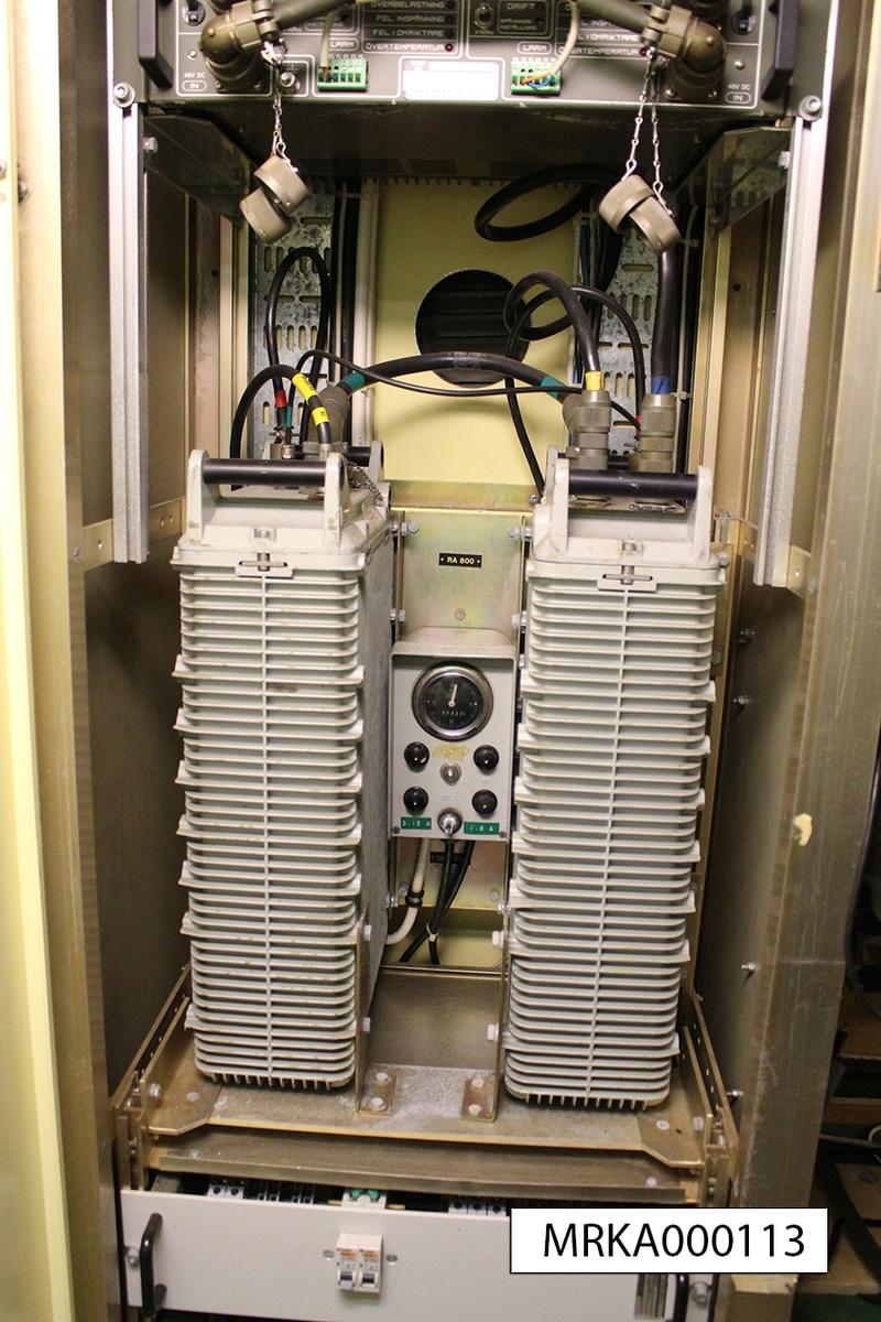 Radiostation 800 Sändare