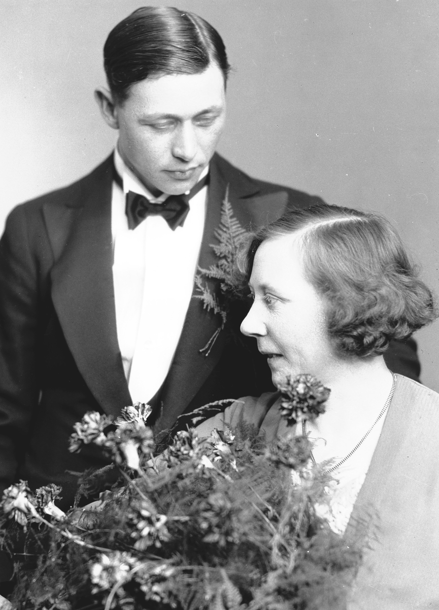Brudparet Ekström