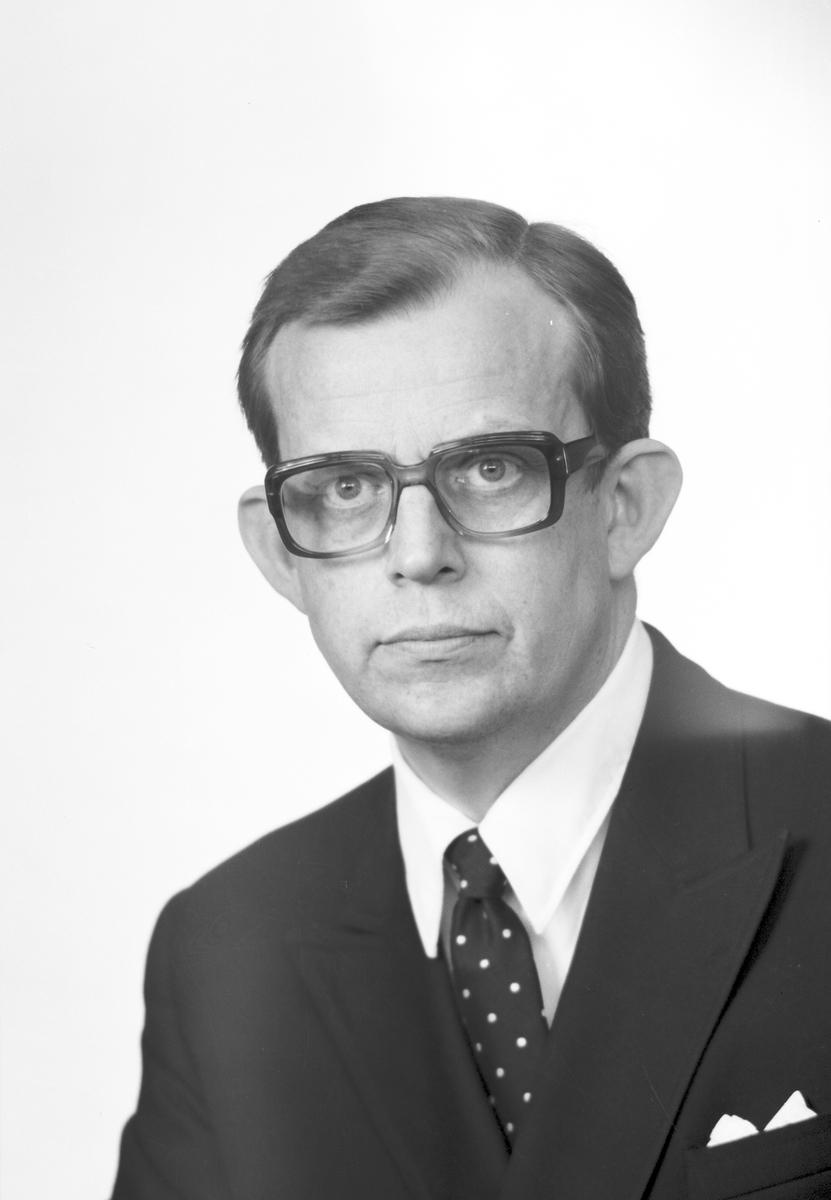 Bengt Elfström , Handelskammaren. Den 17 maj 1974