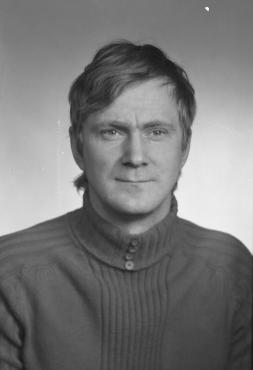 Ronny Johansson, Skutskär. Den 18 januari 1972