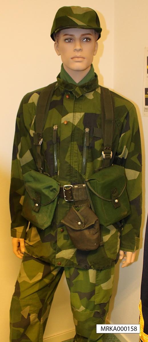 Fältuniform m/1990
