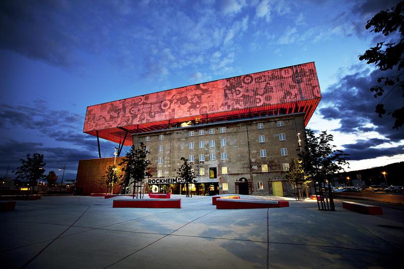 Rockheim-bygget (Foto/Photo)