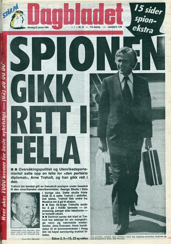 Dagbladet  1984
