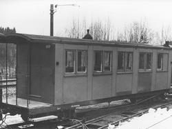 Museumsbanen Urskog-Hølandsbanens personvogn Co 1.