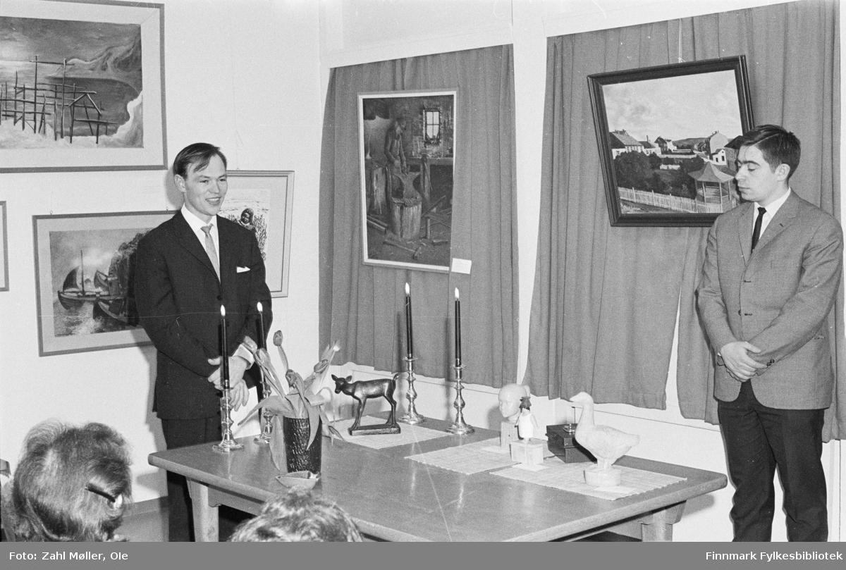 Vadsø 1967, Vadsø Kunstutstilling.