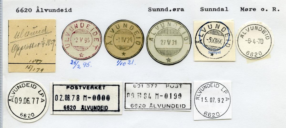 6620 Ålvundeid (Ulvund, Ulvundeidet), Sunndalsøra, Sunndal, Møre og Romsdal