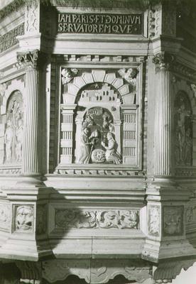 Prekestol fra Onsøy kirke