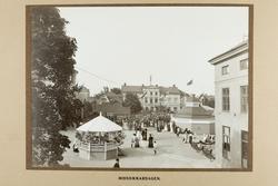 Industri- och slöjdutställning 21 juni - 16 juli 1911 i Öreb