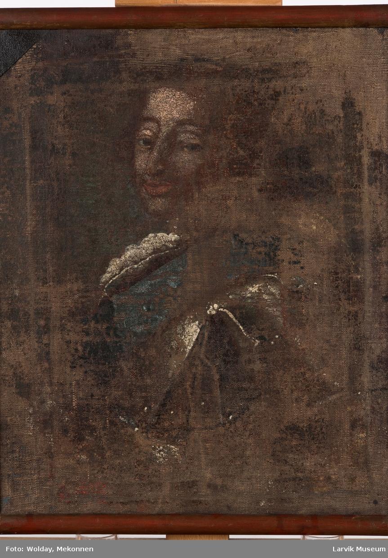Portrett av Fredrik V
