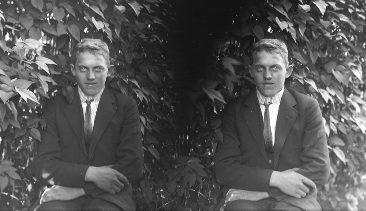 I dubbel upplaga Gunnar Hodén, Wästra Hästboheden.