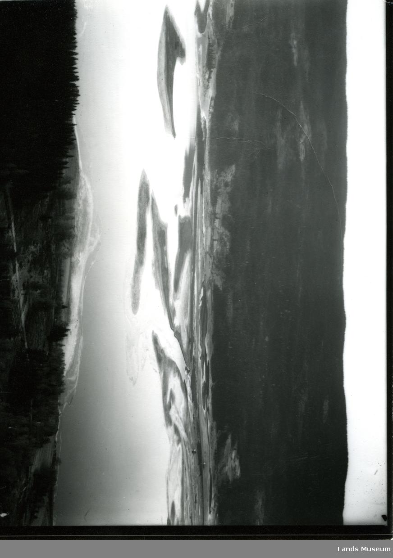 Dokkadeltaet i Randsfjorden