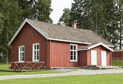 Skedsmo_skole_-_Aurskog-Hland_bygdetun_-_MiA_Museene_i_Akershus.jpg. Foto/Photo