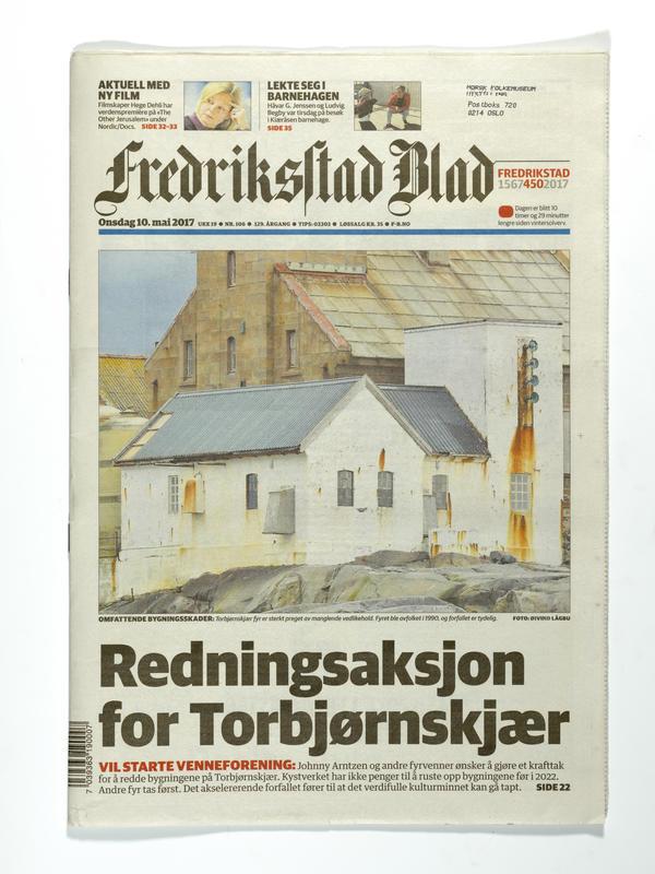 Fredrikstad Blad (Foto/Photo)