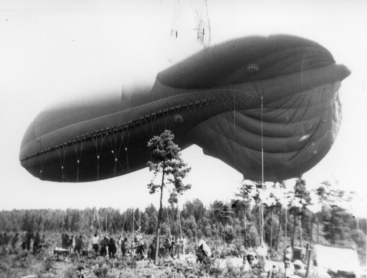 Fältballongen vid Mölnarp
