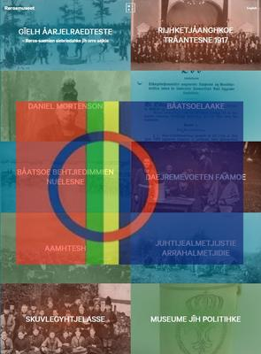 Stemmer fra sør Samisk