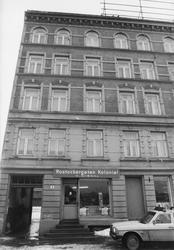 Rostockergata 9.