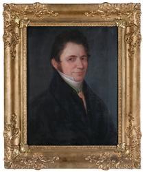Professor Carl Nordblad [Målning]
