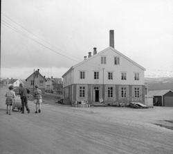 Meieriet på Sjøvegan.