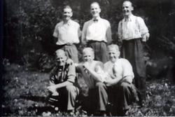 Partille IF:s styrelse, 1924-1994.