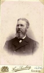 Lund C.G. Kakelfabrikör. Född 1845 död 1920.
