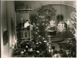 Pelarne Kyrka. Uppförande hela kyrkan år 1250-1781.  Julott