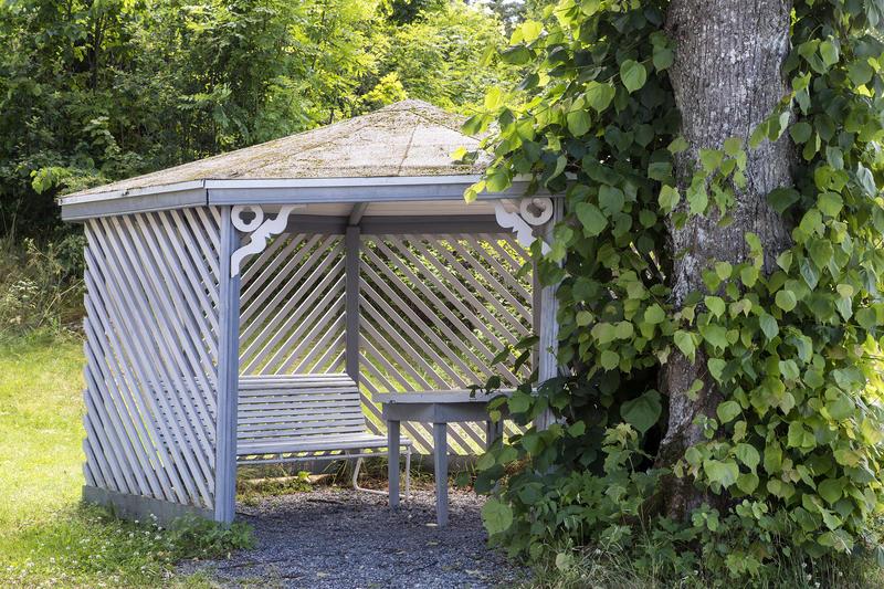 """Lysthuset på """"Uranienborg"""". (Foto/Photo)"""