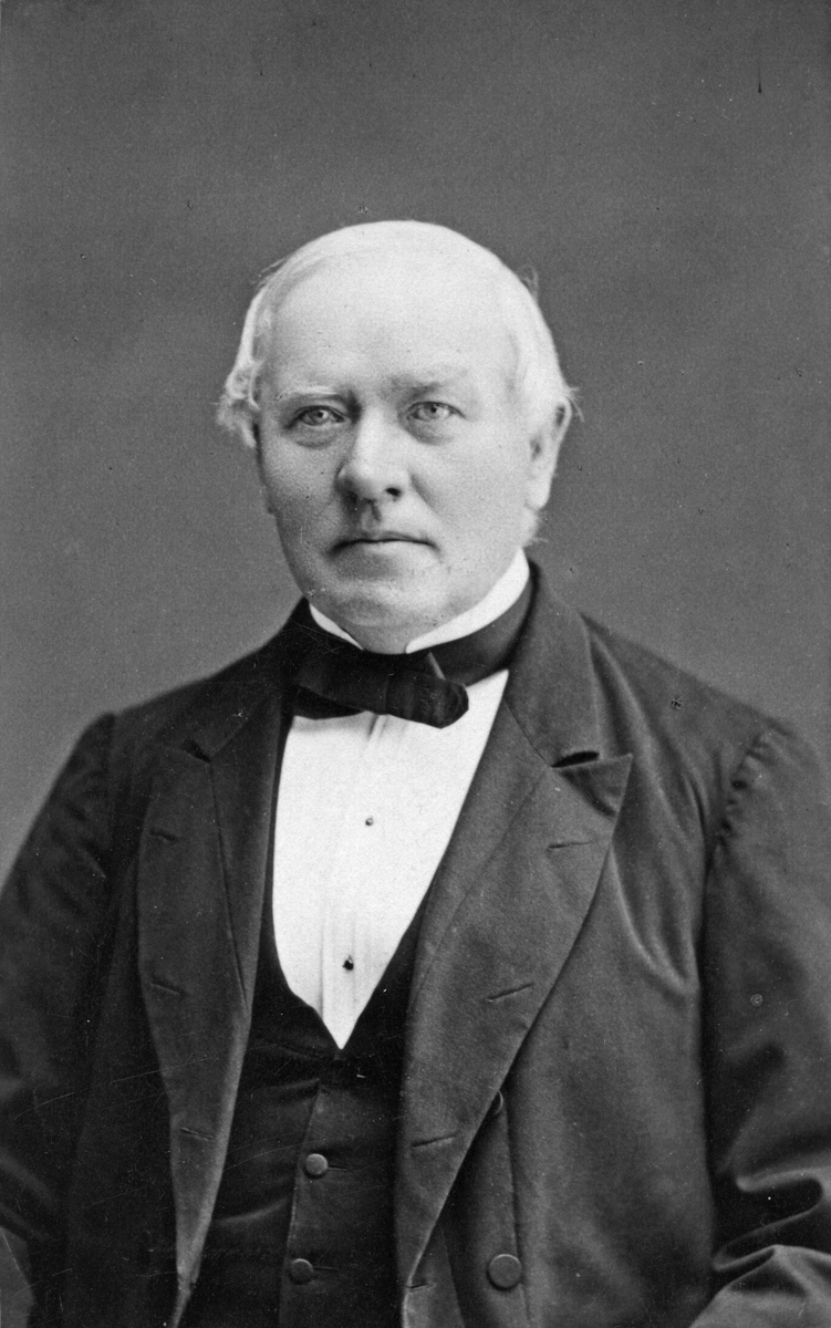 Rådman Möller, 1811-1887.