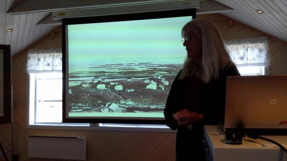 Dagrun Grønbech om religion og kystfolket fra et kvinneperspektiv.