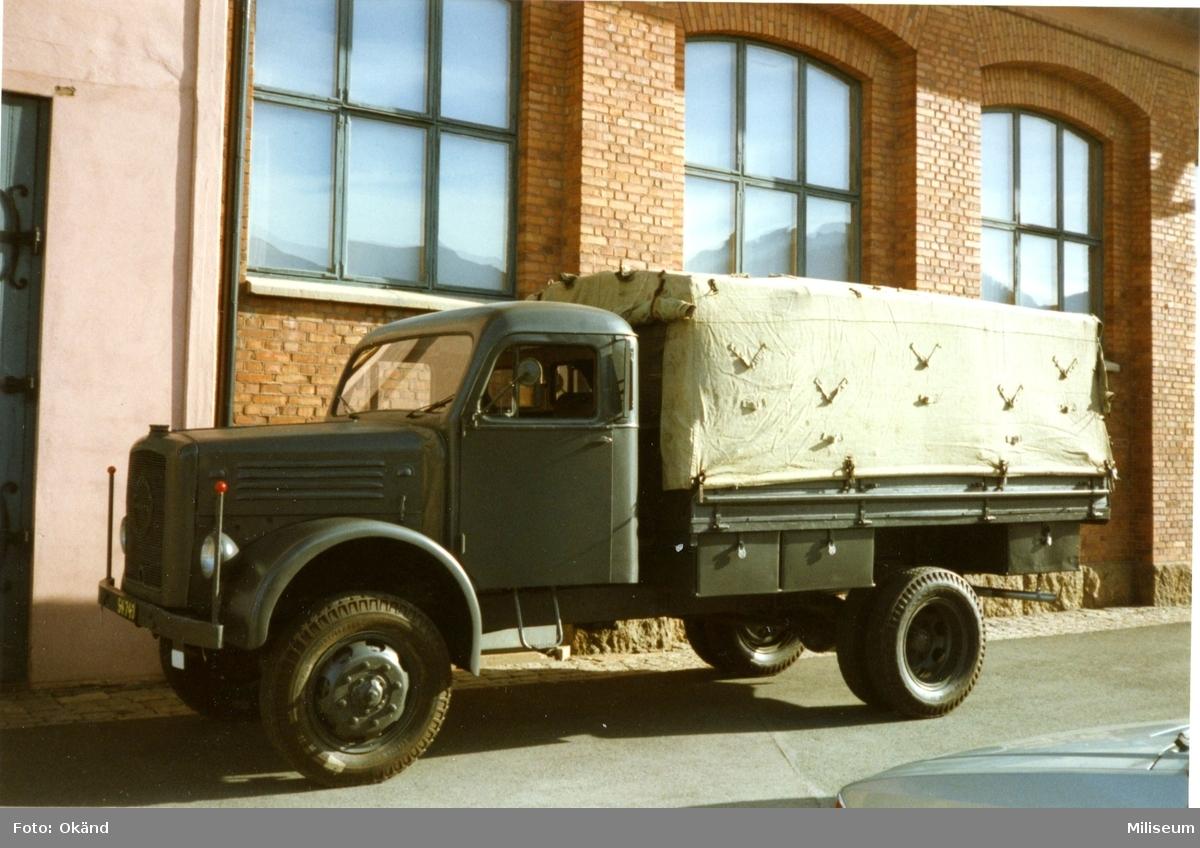 Terrängbil m/1942 M, Klöckner.