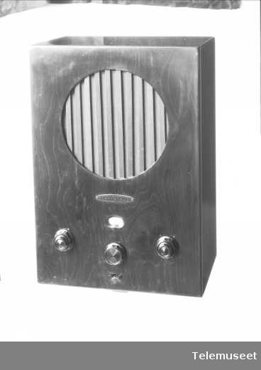 Radiomottaker, Hellesnes, Elektrisk Bureau.