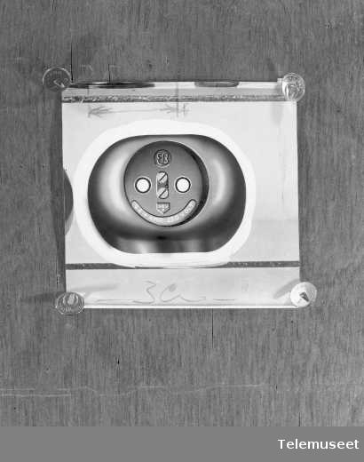 Installasjonsmatriell, stikkontakt, Elektrisk Bureau.
