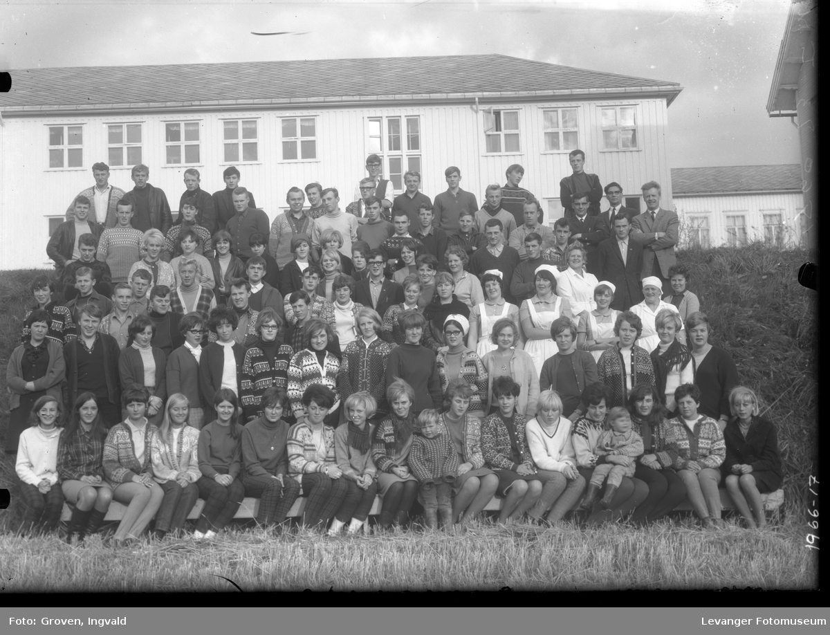 Skole. folkehøgskole, Skogn folkehøgskole.