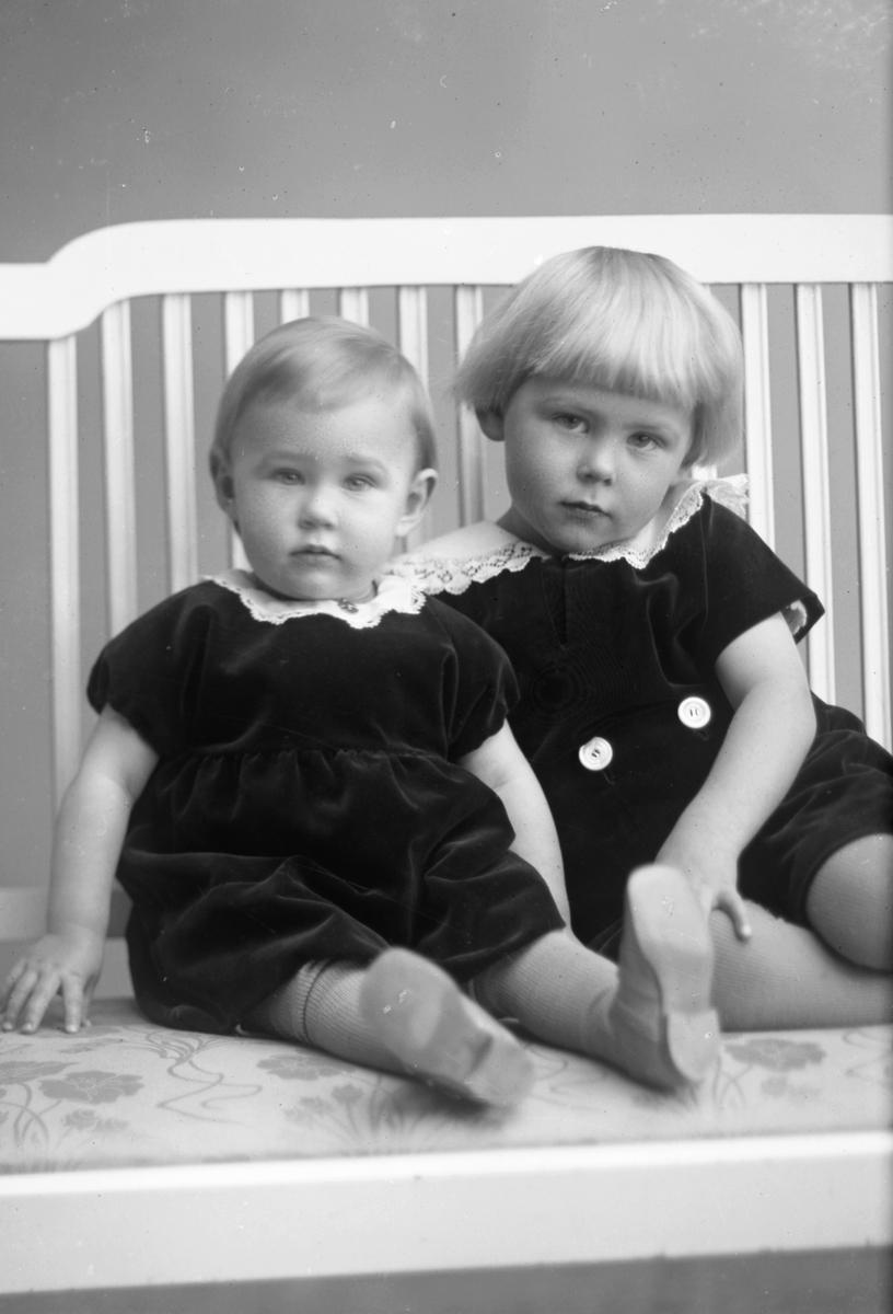 Thord och Ann-Marie Bellander, Nygatan, Gävle