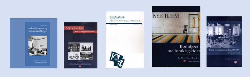 Publikasjon Menneske og bomiljø (Foto/Photo)