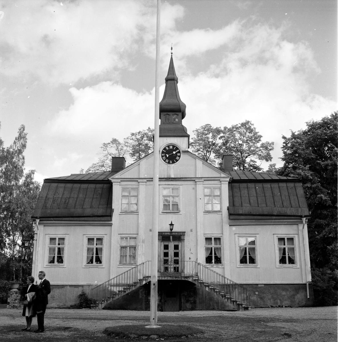 Iggesunds bruk, En rundvandring med dr Hans Westberg, 16 September 1964